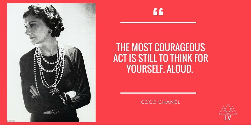 Coco Chanel, Fashion Designer