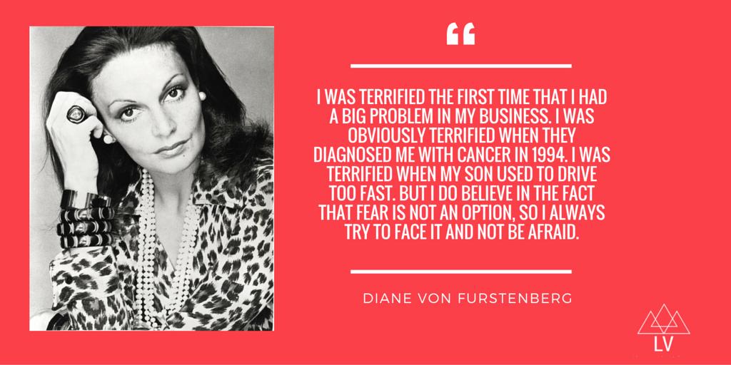 Diane Von Furstenberg, Fashion Designer